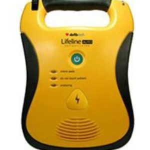 Defibtech Lifeline Fully-Automatic Defibrillator with 7yr Battery