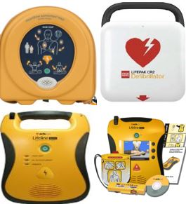 Defibrillators (AED)