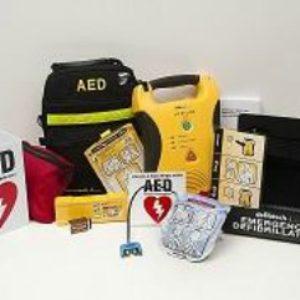 Defibtech Defibrillator Value Package