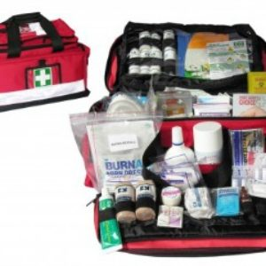 National Compliant First Aid Kit - TOP SHELF - Large Soft Pack