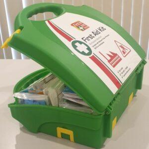 First Aid Kit - SMALL – Plastic